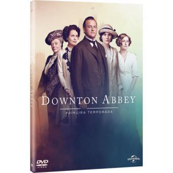 Downton Abbey - 1ª Temporada - DVD