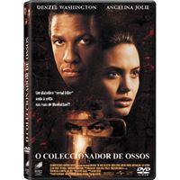 O Colecionador de Ossos - DVD