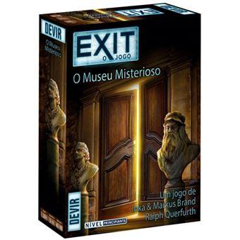Exit: O Museu Misterioso - Devir