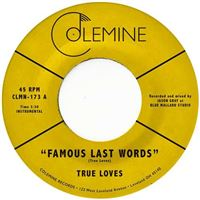 Famous Last Words - Single Vinil 7''