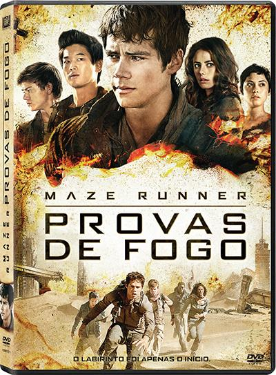 Maze Runner: Provas de Fogo Trailer