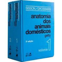 Sisson/Grossman - Anatomia dos Animais Domésticos - 2 Livros