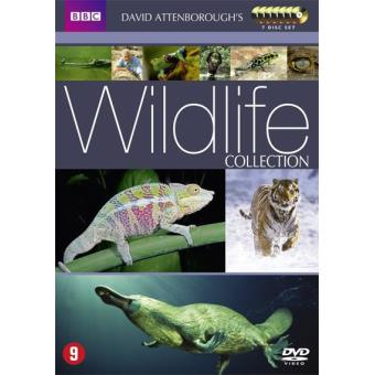 David Attenborough's Wildlife Collection: Life of Mammals & Life in Cold Blood
