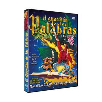El Guardián de las Palabras 1994 The Pagemaster (DVD)