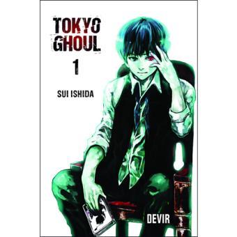 Tokyo Ghoul - Livro 1