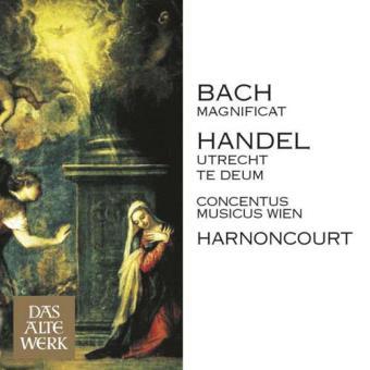 J.S. Bach: Magnificat & Handel: Utrecht Te Deum