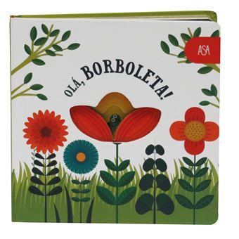 Olá Borboleta!