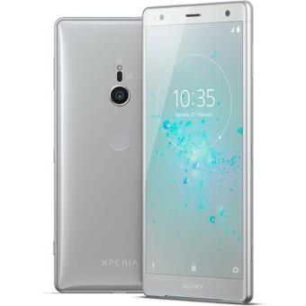 Smartphone Sony Xperia XZ2 - 64GB - Prateado Líquido