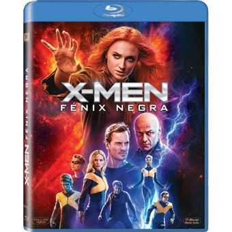 X-Men: Fénix Negra - Blu-ray