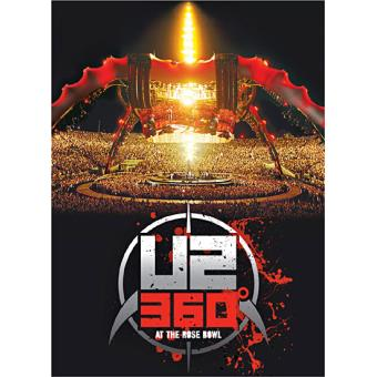 U2: 360º At The Rose Bowl (Deluxe Edition)