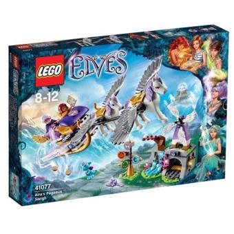 O Trenó de Pégaso da Aira (LEGO Elves 41077)