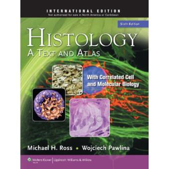 Book by ross histology