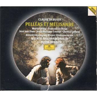 Pelleas & Melesande - CD