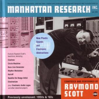 Manhattan Research, Inc.(Colored Vinyl) (2LP)