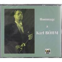 Tribute To Karl Bohm/pian