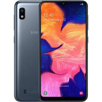 Smartphone Samsung Galaxy A10 - A105F - Preto