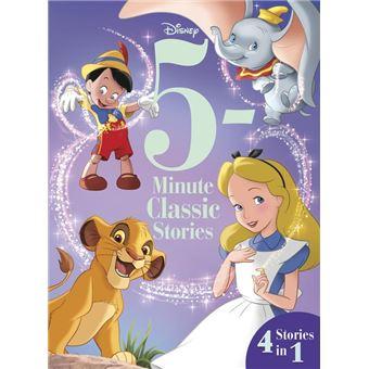 5-Minute Disney Classic Stories