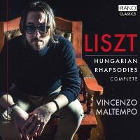 Liszt | Hungarian Rhapsodies, S244 Nos. 1-19 (2CD)