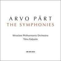 Arvo Part: 4 Symphonies - CD