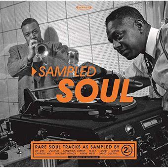Sampled Soul - CD