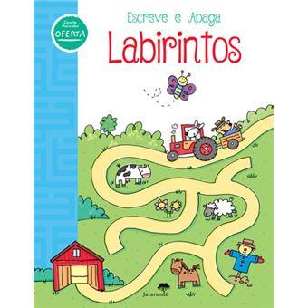 Escreve e Apaga: Labirintos