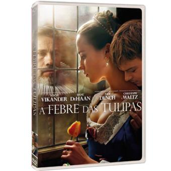 A Febre das Tulipas - DVD