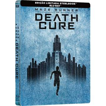 Maze Runner: A Cura Mortal - Edição Steelbook - Blu-ray