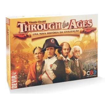 Through the Ages: Uma Nova História da Civilização - Devir