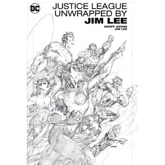 Justice league unwrapped