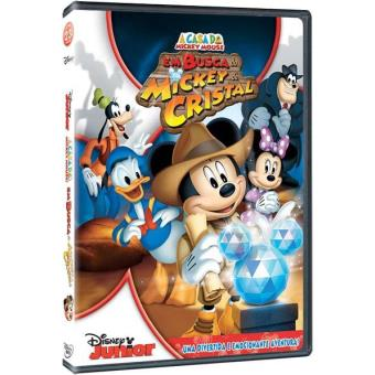 A Casa do Mickey Mouse: Em Busca do Mickey de Cristal
