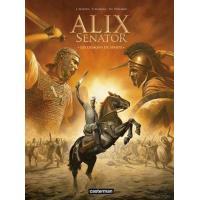 Alix Senator - Livre 4: Les Démons de Sparte