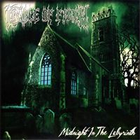 Midnight in the Labyrinth - 2LP 12''