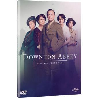Downton Abbey - 2ª Temporada - DVD