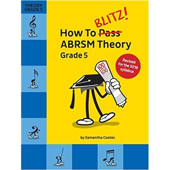 How To Blitz! ABRSM Theory - Grade 5