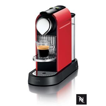 Krups Nespresso Citiz (Vermelha)
