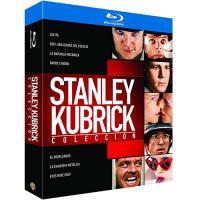 Coleção Stanley Kubrick (7 Blu-ray's)