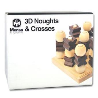 Noughts & Crosses - Mensa