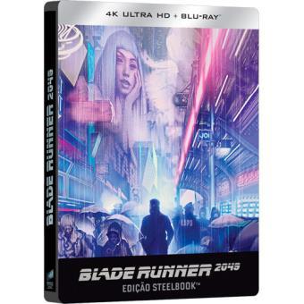 Blade Runner 2049 - Edição Caixa Metálica Exclusiva Fnac - 4K Ultra HD + Blu-ray