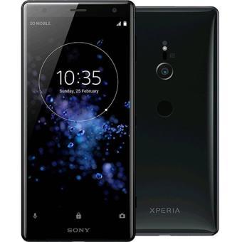 Smartphone Sony Xperia XZ2 - 64GB - Preto Líquido