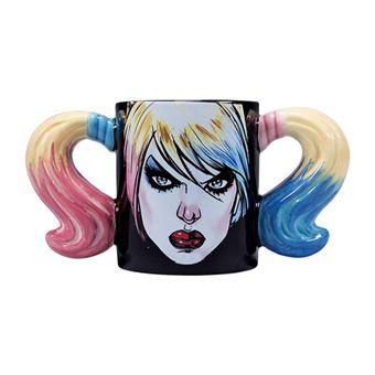 Caneca 3D Harley Quinn: Love Stinks