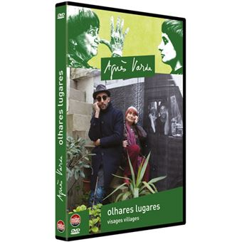 Olhares Lugares - DVD