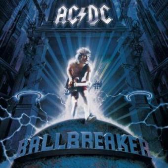 AC/DC - Ballbreaker - Framed Album Cover