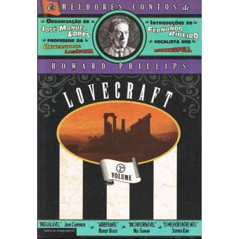 Os Melhores Contos de H. P. Lovecraft - Livro 2
