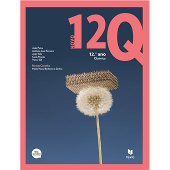 Novo 12Q - Química - 12ª Ano - Manual do Aluno