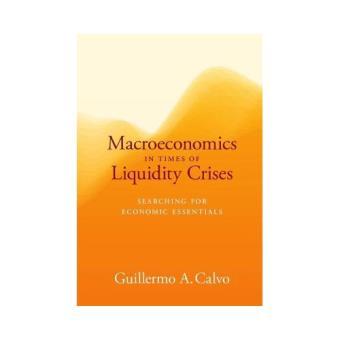Macroeconomics in times of liquidit