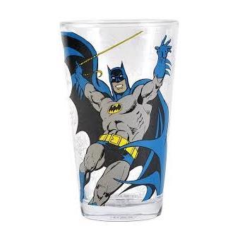 GLASS LARGE-BATMAN