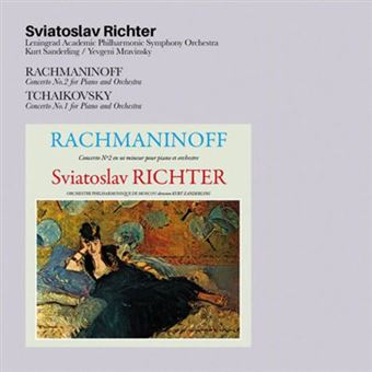 Piano Concerto Nº 2 -Piano Concerto Nº 1 - CD