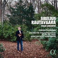 Sibelius & Rautavaara: Violin Concertos - CD