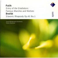 Fucik: Entry of the Gladiators and Famous Marches and Waltzes - CD