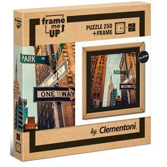 Puzzle Frame Me Up 3 - 250 Peças - Clementoni